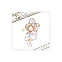 Magnolia leimasin Tennis Tilda