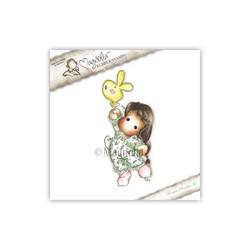 Magnolia leimasin Tilda With Bunny Ballon