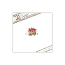 Magnolia leimasin Cozy Christmas Apple Basket