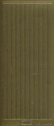 Ääriviivatarra suorat boordit kulta 1004