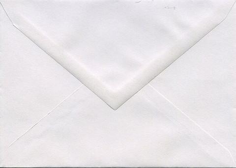 Kirjekuoret valkoinen 10kpl C6