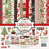 Echo Park collecktion kit paperisetti A Perfect Christmas