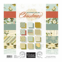 Couture Creations paperikko Let Every Day Be Christmas 12x12