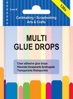 Jeje Multi glue drops liimapisarat 2mm/130kpl
