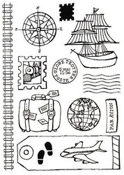 Artemio leimasetti matkustaminen, meri