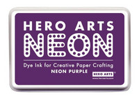 Hero Arts leimamuste Neon Purple