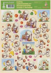 Leane Creatief 3d-kuvat Mylo ja Friends 18