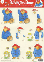 3d-kuvat Paddington Bear 1