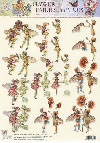 3d-kuvat Flower Fairies kukkaiskeijut 39