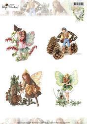 Korttikuvat Martare ihanat perhoskeijut