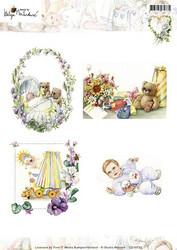 Korttikuvat Martare vauvat
