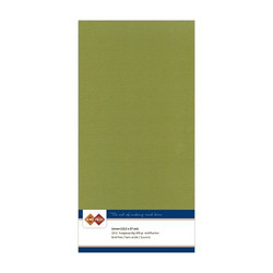 Tekstuuri korttikartongit oliivinvihreä 13,5x27 10kpl