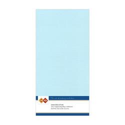 Tekstuuri korttikartongit babyblue 13,5x27 10kpl