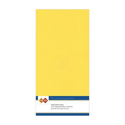 Tekstuuri korttikartongit keltainen 13,5x27 10kpl