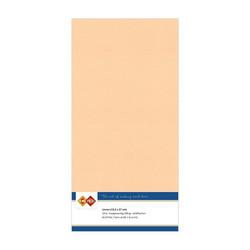 Tekstuuri korttikartongit persikka 13,5x27 10kpl