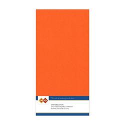Tekstuuri korttikartongit oranssi 13,5x27 10kpl