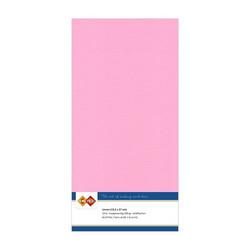 Tekstuuri korttikartongit vaaleanpunainen 13,5x27 10kpl