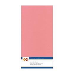Tekstuuri korttikartongit vanharoosa 13,5x27 10kpl