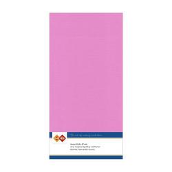 Tekstuuri korttikartongit fuchsia 13,5x27 10kpl