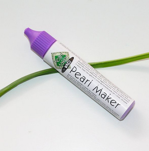 Waco Pearl Maker helmenpuolikasväri lila