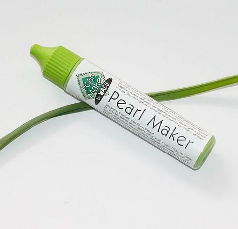 Waco Pearl Maker helmenpuolikasväri keväänvihreä