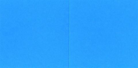 Neliökorttipohjat sininen 13,5x13,5cm 10kpl