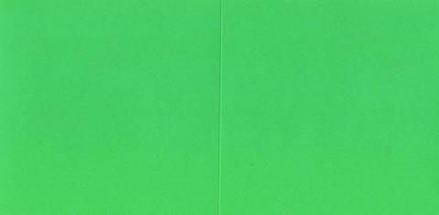Neliökorttipohjat vihreä 13,5x13,5cm 10kpl