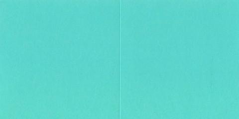 Neliökorttipohjat seagreen merenvihreä 13,5x13,5cm 10kpl