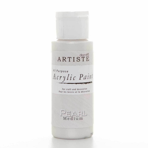 Artiste Pearl Medium helmiäismediumi 59ml