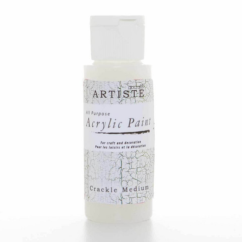 Artiste Crackle medium krakleerauslakka 59ml