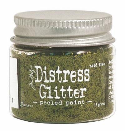Tim Holtz Distress Glitter kimallejauhe shabby shutters