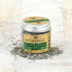 Prima Finnabair mica flakes Granite hippuset