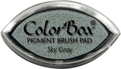 Color Box cat eye pigmenttimuste Sky Grey
