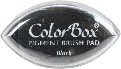 Color Box cat eye pigmenttimuste Black
