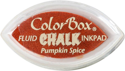 Color Box cat eye Chalkmuste Pumpkin Spice