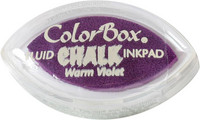 Color Box cat eye Chalkmuste Warm Violet