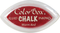 Color Box cat eye Chalkmuste Warm Red