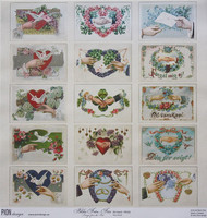 Pion Design korttikuvat Your Hand 12x12