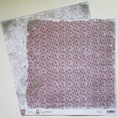 Magnolia paperi Sea Breeze Rose Path 12x12