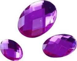 Knorr Prandell Ovaali strassit violetti 43kpl