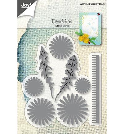Joy Craft Dandelion stanssit 6002/1180