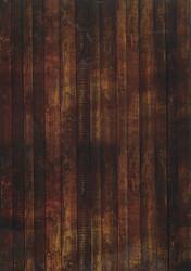 Kuviopaperi ruskea lauta a4 1kpl