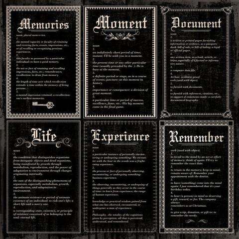 KaiserCraft skräppipaperi Arf Of Life Brave 12x12