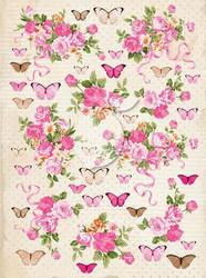 Lemoncraft korttikuvat Vintage Time 031 a4