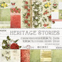 Craft O´Clock Heritage Stories paperisetti 30,5x30,5cm 6kpl