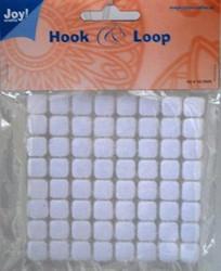Joy Crafts Hook & Loop tarrat 10x10mm 64kpl