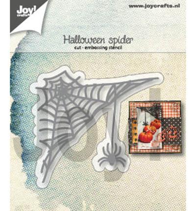 Joy Craft stanssit Halloween spider