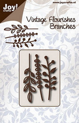 Joy Craft stanssit Branches 6003/0091