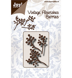 Joy Craft stanssit Berries 6003/0090