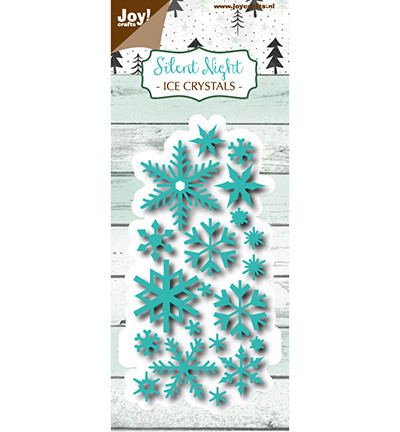 Joy Craft stanssi Silent Night Ice Crystals